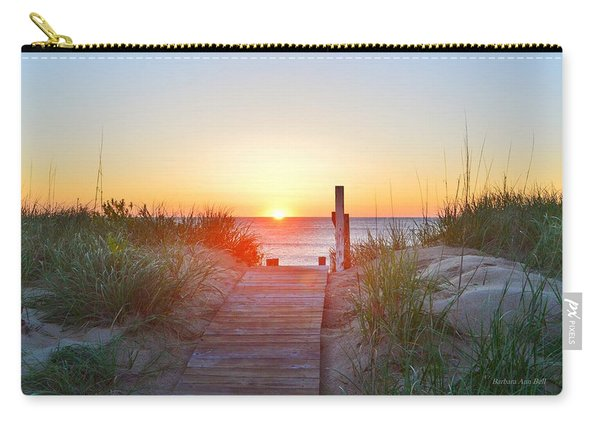 May 26, 2017 Sunrise Carry-all Pouch