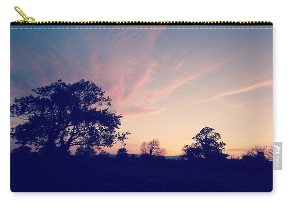 May Sunrise, Lancashire, England Carry-all Pouch