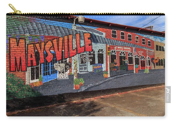 Maysville Mural Carry-all Pouch