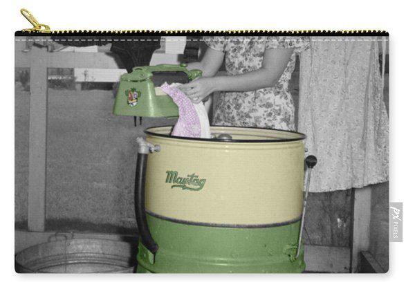Maytag Woman Carry-all Pouch