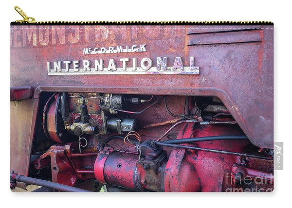 Mccormick International Tractor 02 Carry-all Pouch
