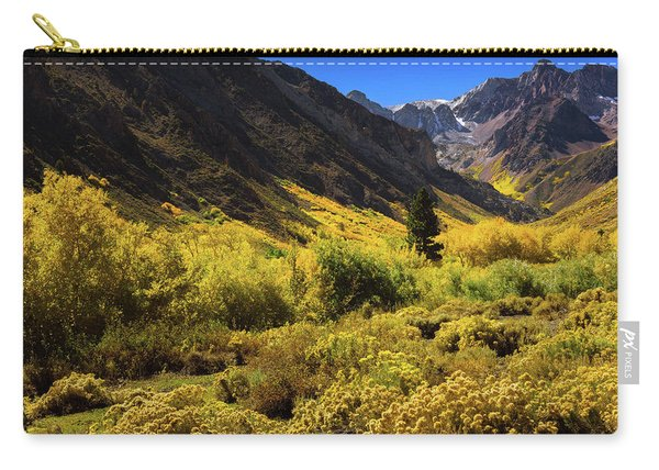 Mcgee Creek Alive With Color Carry-all Pouch