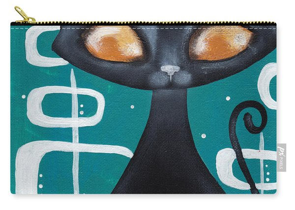Mcm Cat Carry-all Pouch