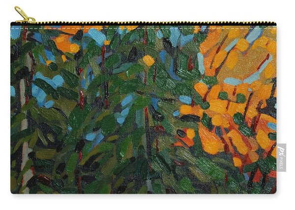 Mcmichael Forest Wall Carry-all Pouch