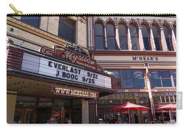 Mcnears Mystic Theatre And Music Hall In Petaluma California Usa Dsc3748 Carry-all Pouch