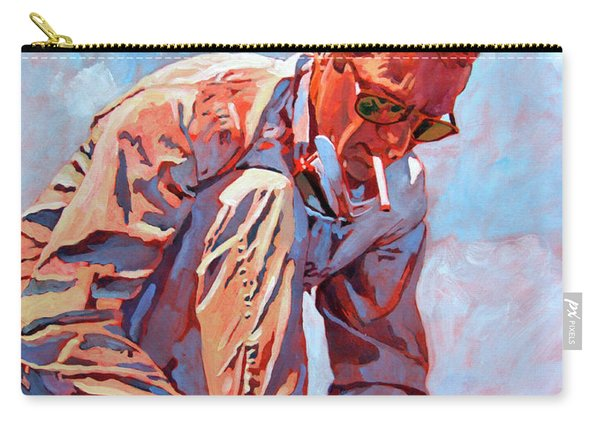 Mcqueen Cool - Steve Mcqueen Carry-all Pouch