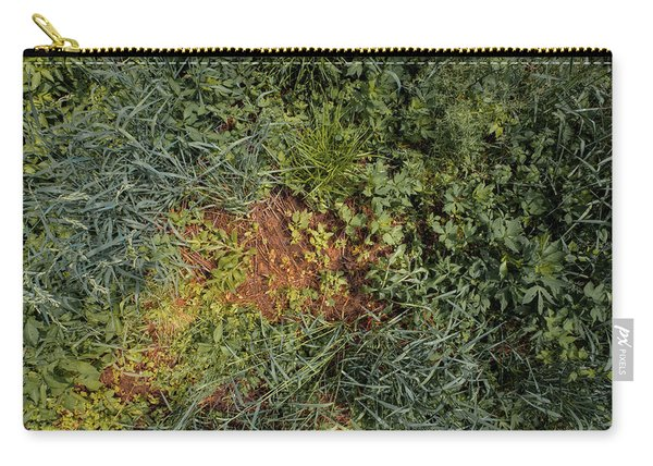 Meadow Floor Carry-all Pouch