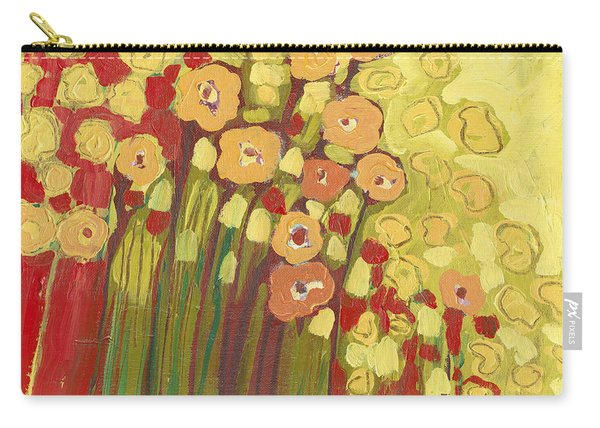Meadow In Bloom Carry-all Pouch