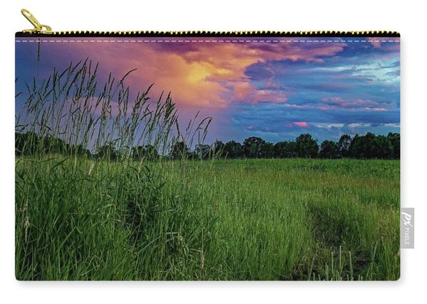 Meadow Lark Carry-all Pouch