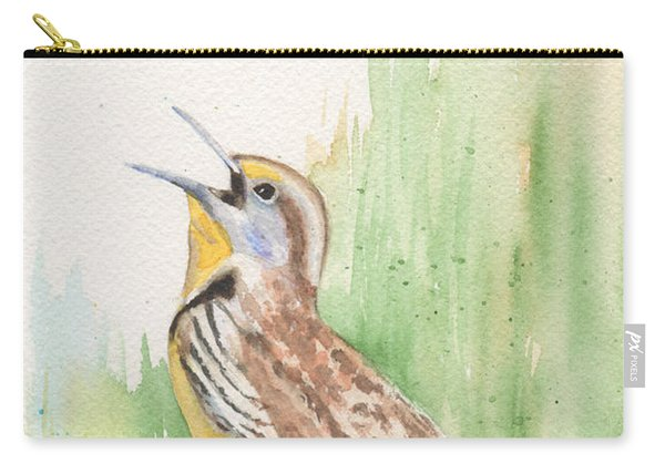 Meadowlark Carry-all Pouch