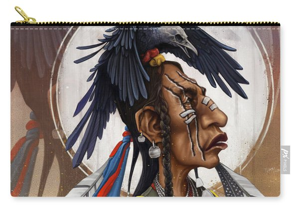 Medicine Crow Carry-all Pouch