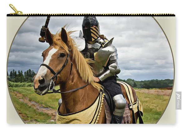 Medieval And Renaissance Carry-all Pouch