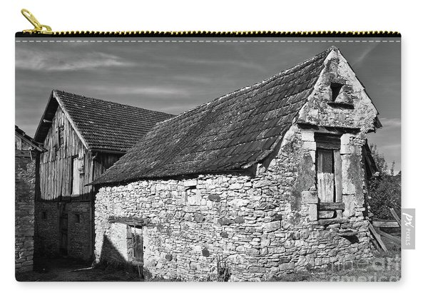 Medieval Country House Sound Carry-all Pouch