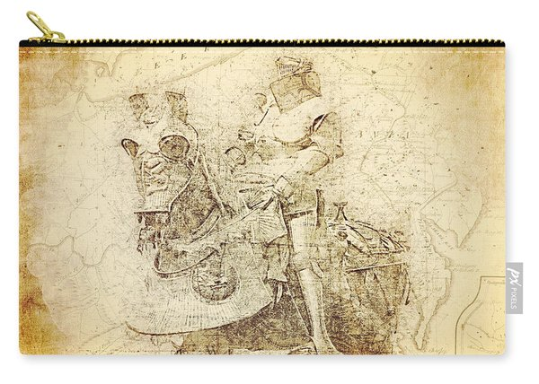 Medieval Europe Carry-all Pouch
