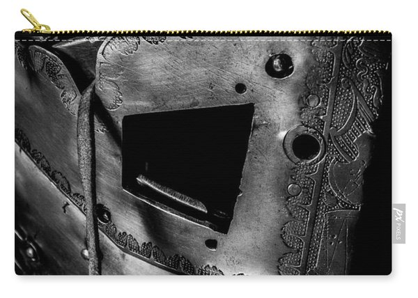 Medieval Helmet - Number Two Carry-all Pouch