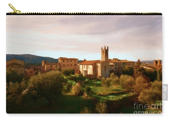 Medieval Tuscany Carry-all Pouch