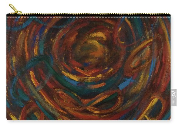 Meditation Painting #1 Carry-all Pouch