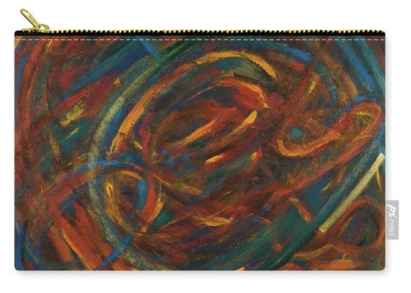 Meditation Painting #2 Carry-all Pouch