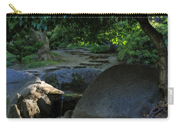 Meditation Path Carry-all Pouch