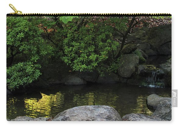 Meditation Pond Carry-all Pouch