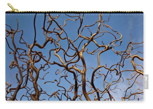 Medusa Limbs Reaching For The Sky Carry-all Pouch