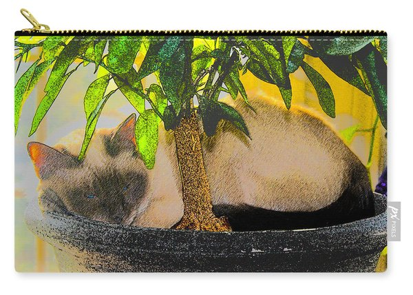 Meezer Tree Carry-all Pouch
