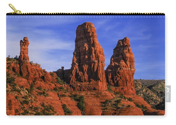 Megalithic Red Rocks Carry-all Pouch