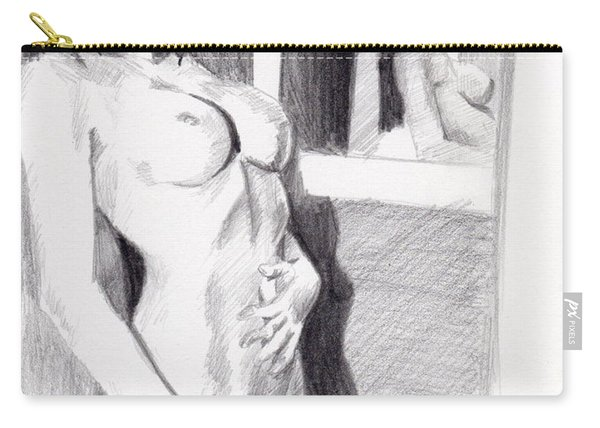 Megan-mirror Carry-all Pouch