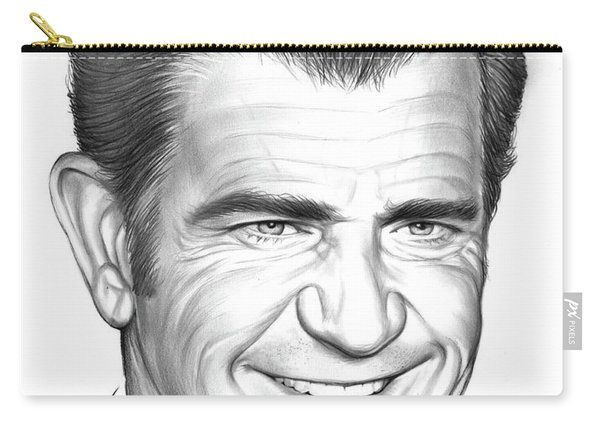 Mel Gibson Carry-all Pouch