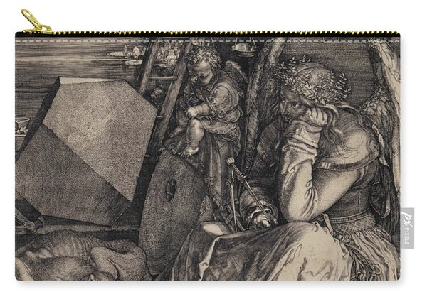 Melancolia I Carry-all Pouch