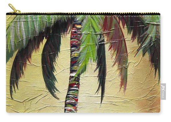Mellow Palm I Carry-all Pouch
