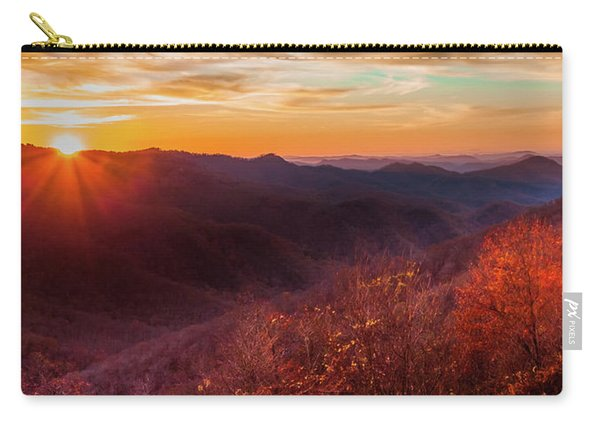 Melody Of Autumn Carry-all Pouch