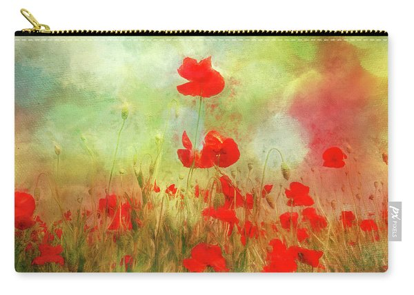 Melody Of Summer Carry-all Pouch