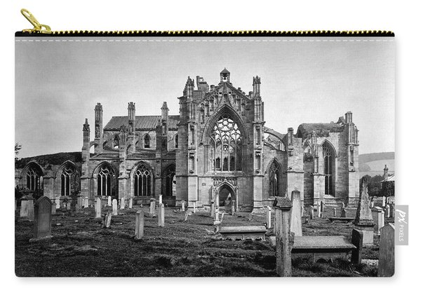 Melrose Abbey Carry-all Pouch