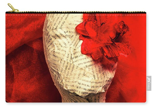 Memoirs In Passing Carry-all Pouch
