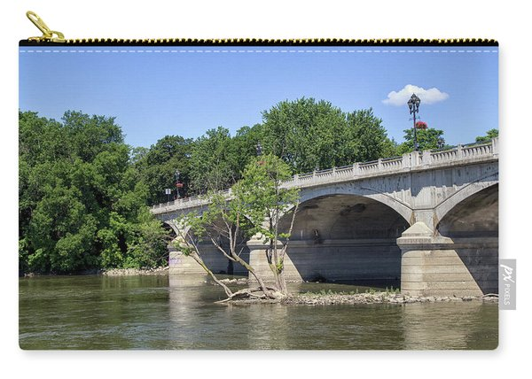 Memorial Bridge Carry-all Pouch