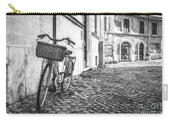 Memories Of Italy Sketch Carry-all Pouch