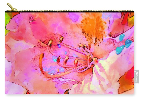 Memories Of Spring Carry-all Pouch