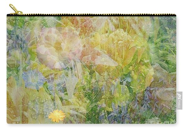 Memories Of The Garden Carry-all Pouch