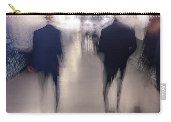 Men In Suits Carry-all Pouch