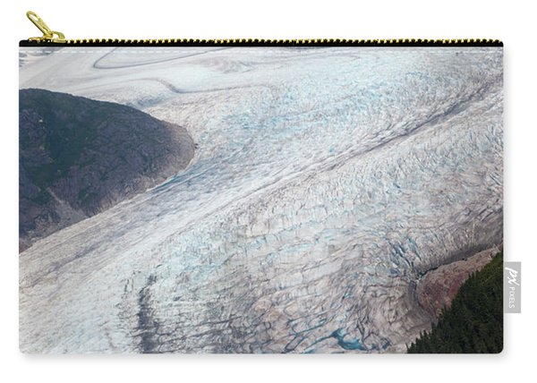 Mendenhal Glacier Carry-all Pouch