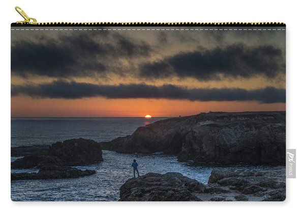 Mendocino Sunset Carry-all Pouch