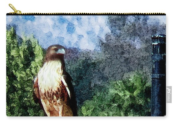 Menifee Falcon Carry-all Pouch