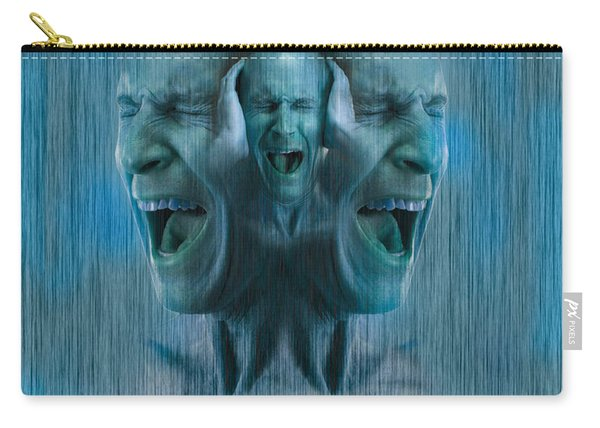 Mental Illness Carry-all Pouch