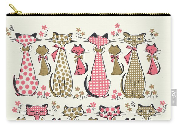 Meow... Carry-all Pouch