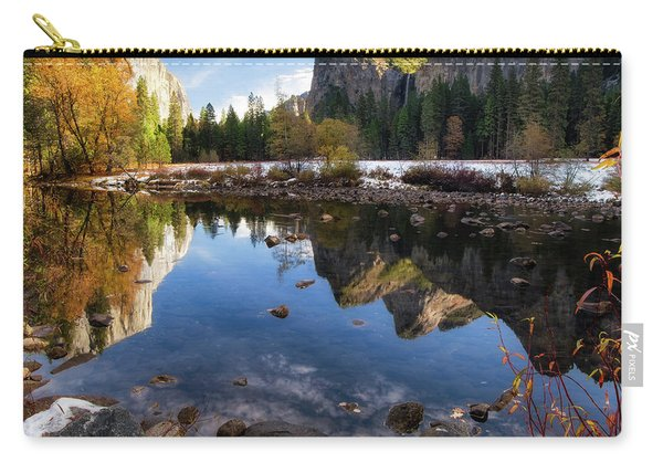 Merced Reflections Carry-all Pouch