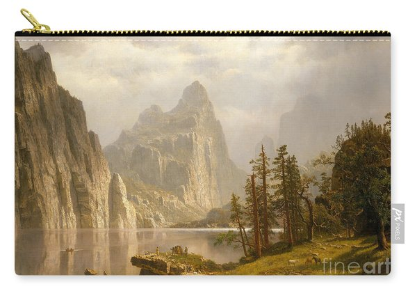 Merced River, Yosemite Valley, 1866 Carry-all Pouch