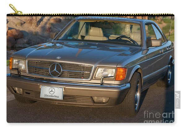 Mercedes 560sec W126 Carry-all Pouch