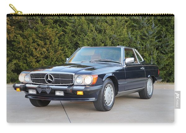 Mercedes-benz 560sl Carry-all Pouch
