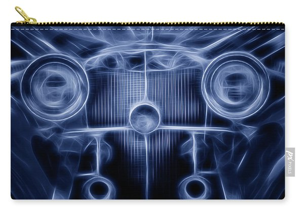 Mercedes Roadster Carry-all Pouch